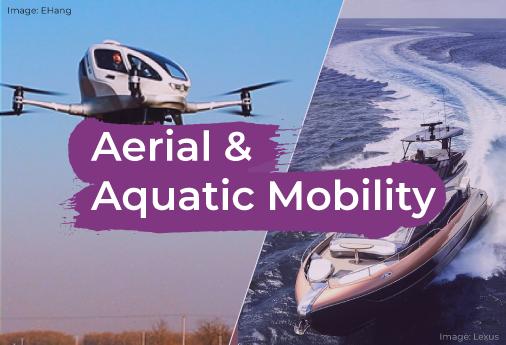 Aerial & Aquatic Mobility
