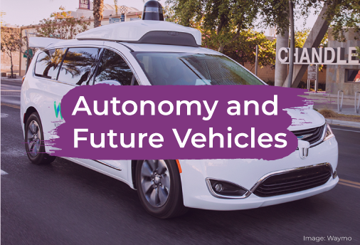 Autonomy and Future Vehicles
